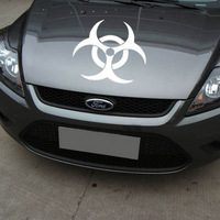 Personality protective cool sticker Resident Evil reflecting Vinyl cars head stickers and decals for ford vw etc