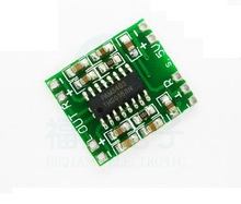 Mini digital amplifier board 2X3w CLASS D digital amplifier board high efficiency 2.5-5v usb power PAM8403 5pcs free shipping(China (Mainland))