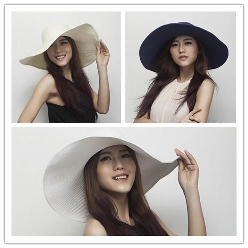 Женская шляпа от солнца EOZY 3colors DDH
