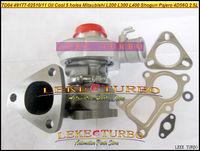 TD04 49177-02510 49177-02511 Oil Cool 5 hole outlet Turbo Turbocharger Mitsubishi L200 L300 L400 SHOGUN Pajero 90-01 4D56Q 2.5L