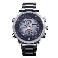 Relogio Masculino Men Sports Watch Clock Shock Military LED Quartz Wristwatches Digital & Analog Multifunctional Watches