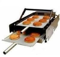 MCD/KFC Electric Hamburger Machine / Hamburger Machine/ board bun toaster/ Barbecue machine