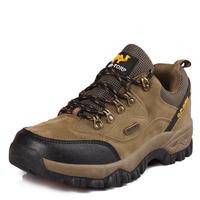 Waterproof Camel Shoes Men Outdoor Mountain Climbing Hiking ShoesWinter Sport Leather Shoes Sapatos