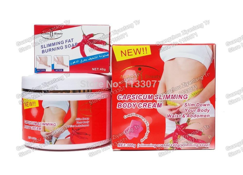 NEW-Chilli-Capsicum-slimming-body-cream-weight-loss-300g ...
