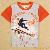 embroideryspring summer child boys short sleeve T-shir ching set baby girl