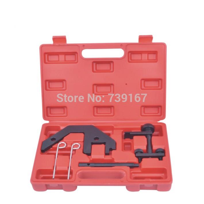 Car Engine Camshaft Alignment Timing Locking Tool Set For BMW Engine E38 E39 E46 M47 M57 Series ST0155(China (Mainland))