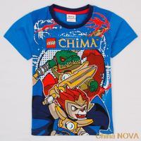 saia    top  kids children ching printed monkey carton spring summer short  T-shirt or baby boys  skirt
