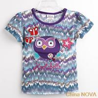 pepa  K Hot  ashion  kids brand baby girls children ching summer short sleeve T-shirt or girls calcinha