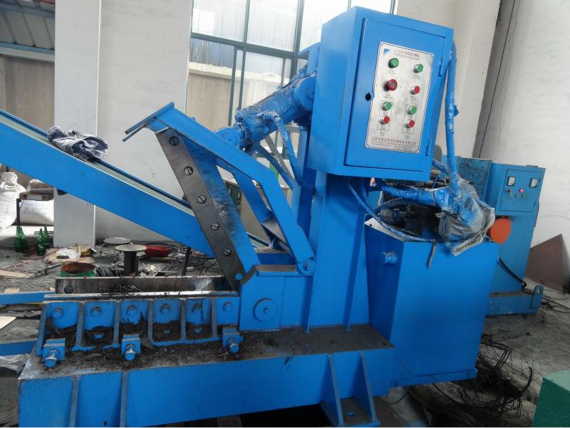 fabricação chinesa de alta qualidade máquina de corte hidráulico pneu(China (Mainland))