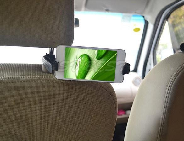 Multifunction Car phone holder steering wheel mobile Vehicle navigation holder Car GPS rest supplies Creative HOT 35(China (Mainland))