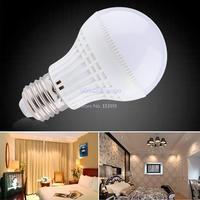 E27 LED Light Bulb 5W LED Bulb Lamp Warm White Led Spotlight 220V B18 SV000235
