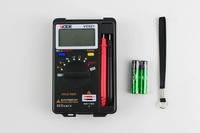 Mini VC921 Multimeters Pocket Digital Multimeter Anti-high Voltage Circuit Design