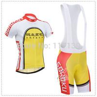NEW! 2014 Cyclingbox Team Cycling Jersey/Cycling Wear/Cycling Clothing short suit-cyclingbox-1D Free Shipping