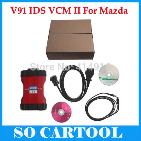 2015 New Arrival VCM 2 IDS V91 Diagnostic Tool For Mazda VCM II Diagnostic System VCM II For Mazda(China (Mainland))