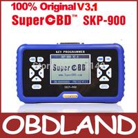 2014 newest 100% Original free lifetime update online SuperOBD SKP-900 Hand-held OBD2 Auto Key Programmer SKP900 V2.7