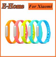 100% Original and New Xiaomi Bracelet  Bangles Waterproof Bluetooth Smart Silicon Wrist Wrap Bracelet for Xiaomi MI4 M3 MIUI