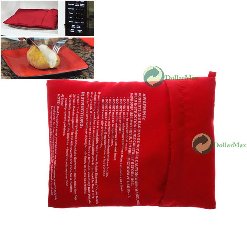 Oven Bag Potatoes Baked Potato Cooking Bag