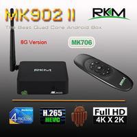New Arrival! RKM MK902II Quad Core Android 4.2 RK3288 2G DDR3 8G ROM Bluetooth Dual Band Wifi 802.11n[MK902II/8G+MK706]