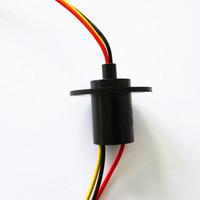 250Rpm 15A Mini Slip Ring 3 Wires 240V for Wind Turbine Wind Power Generator