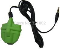 5pcs/lot Silicon finger clip pulse sensor Heart rate sensor Fingertrip sensor HRM-2104 free shipping