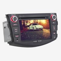 "Car radio for Toyota RAV-4 7"" Car DVD with GPS IPOD TV Bluetooth Radio USB SD player high quality"