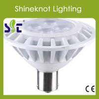 China LED Market AR70 B15S LED Spotlight 7W 12V AC tongxiang