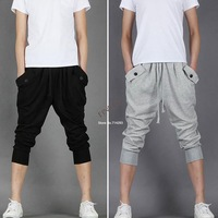 Men Casual Sports Shorts/ loose male trousers/Harem shorts Drop Shipping Hot 2 colors ,M-XXL ~1 SV005248