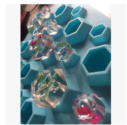 Ball Mold For Resin Resin Glue Gel Cube Ball