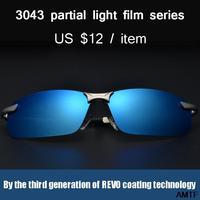 free top fasion new arrival adult black alloy polaroid shipping man sunglasses 2014 the polarized lens men brands 3043