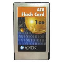 Wintec 1GB PCMCIA PC Card ATA Flash Memory Card