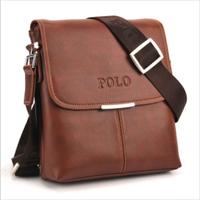 2015 New Genuine Leather Bag Vintage Men's Travel Bags All-match Portable Bag Men Designer Handbag High Quality Messenger Bag