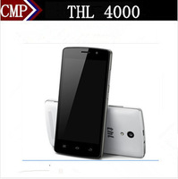 Free 3 Gifts THL 4000 4.7 Inch MTK6582 Quad Core Android 4.4 IPS 960X540 1GB Ram 8GB Rom 5MP 4000Mah Battery 3G Mobile Phone