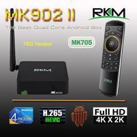 New Arrival! RKM MK902II Quad Core Android 4.4 RK3288 2G DDR3 16G ROM Bluetooth Dual Band Wifi Gbit Ethernet[MK902II/16G+MK705]