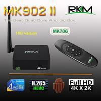 New Arrival! RKM MK902II Quad Core Android 4.4 RK3288 2G DDR3 16G ROM Bluetooth Dual Band Wifi GBit Ethernet[MK902II/16G+MK706]
