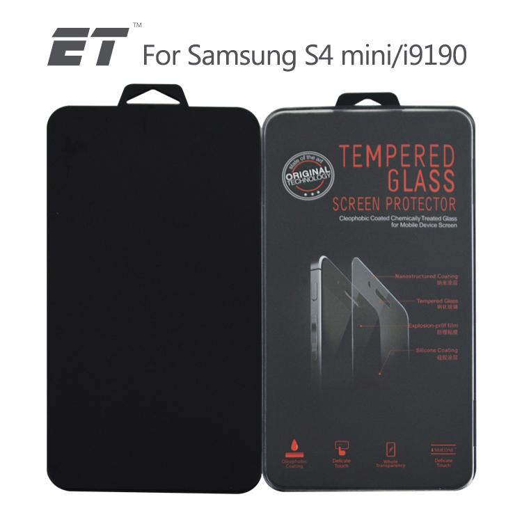 Premium esg-bildschirm protector für samsung galaxy mini s4 i9190 anti zerbrechen film Explosion- Nachweis, versandkostenfrei