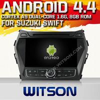 WITSON Android OS 4.4.4 Capacitive screen car dvd  for HYUNDAI IX45 Santa Fe  Built in 8GB Flash 1G DDR3 RAM Memory+Gift
