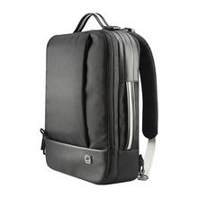 HABIK Stylish Multipurpose Laptop Computer Backpack Messenger Shoulder School Bag Case for Notebook Macbook Lenovo 15″ Black