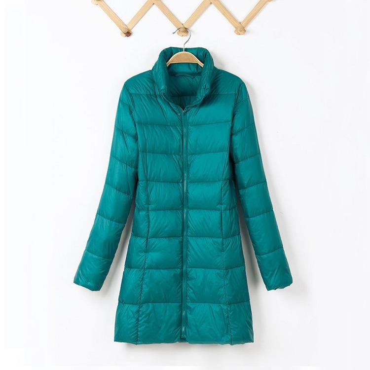 Senior Down coat light and warm winter jacket women 2014 new fashion ...