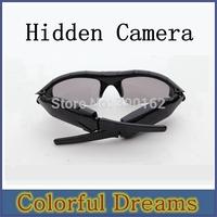 portable Digital Mini Hidden Sunglasses DVR camera