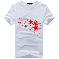 Spring short-sleeved T -shirt men Korean Slim Men's short-sleeve t-shirt men short sleeve men's T shirt summer tide D32
