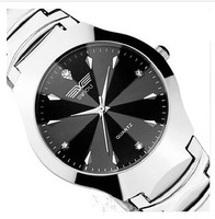 FREE SHIPPING Fashion & casual high quality Tungsten steel women's Dress Watches d155