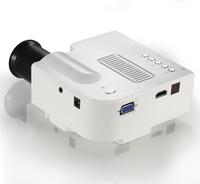 free mini tripod+free shipping!amazing cheapest barcomax GP5S mini led projector,native 320x240P with HDMI port Dropshipping