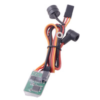 RCD3002 Remote Controlled Nitro Engine Glow Plug Driver for Aircraft Helicopter  17579