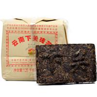 250g puer tea raw sheng the teas chinese 2014 years yunnan pu er xia guan bao yan brick health care premium xiaguan baoyan brand