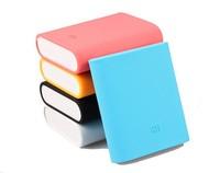 In stock Original Xiaomi Power Bank Silicon Protective Case cover For Original Xiaomi 10400mAh Battery Power Bank