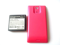 3.7v 5000mah BA950 extended battery for Sony Xperia ZR M36h 5pcs/lot DHL free shipping