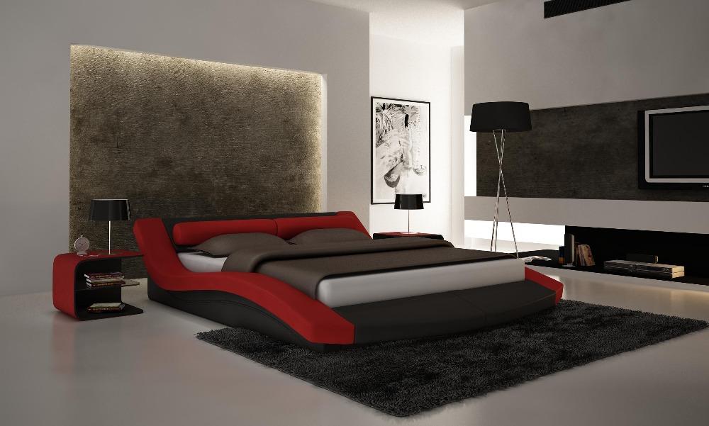 Achetez en gros mobilier moderne chambre coucher en ligne des grossistes - Chambre ontwerp ado ...