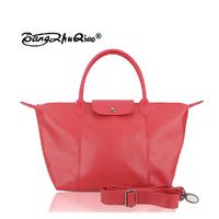 women leather handbags 2014 female big capacity commercial travel bag cross-body bags Free shipping