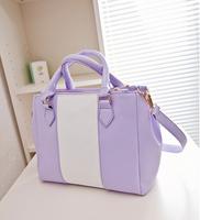 2014 Lady Summer Top Brand Vintage Big Bag Shoulder Messenger Bag PU Bags XBG030