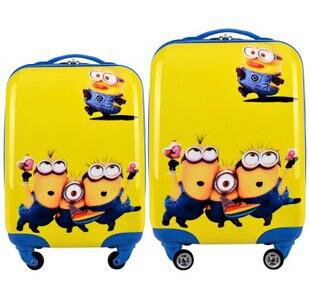 Дорожная сумка на колесиках Luggage 18/20 ABS + PC CL0123